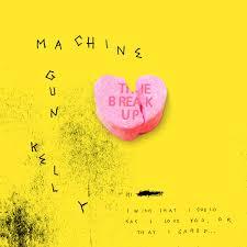 Mgk Raise The Flag Machine Gun Kelly The Break Up Hitparade Ch