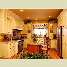 Redecorating Kitchen Cabinets by Home Designing Formidable How To Decorate Kitchen Images