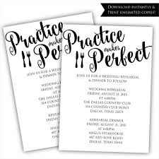 Rehearsal Dinner Invites Printable Rehearsal Dinner Invitations Iidaemilia Com