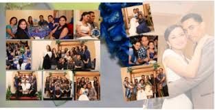 8x11 photo album the weddings esquieres fotografia