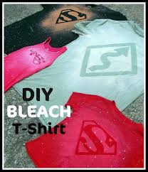 Homemade Valentines Gifts For Her by Six Sisters U0027 Stuff Diy Bleach T Shirt Tutorial I Think This