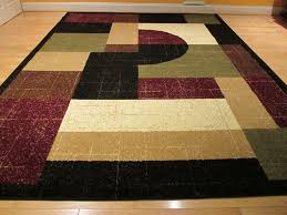 Black Modern Rugs Modern Wool Area Rugs Design Idea And Decorations Really