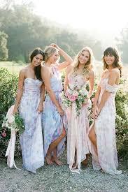 romantic bohemian bridesmaid dresses u2013 weddceremony com