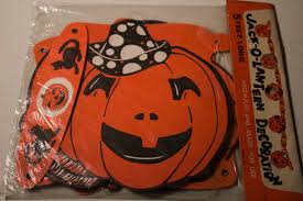 100 vintage die cut halloween decorations etsy your place