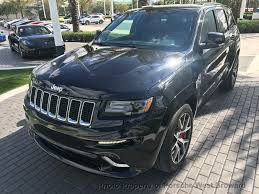 midnight blue jeep 2016 used jeep grand cherokee 4wd 4dr srt at porsche west broward