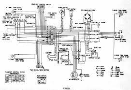 wiring diagram of motorcycle honda xrm 125 wiring wiring
