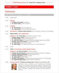 event recap template 20 event program sles templates pdf doc