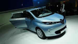 renault geneva renault zoe electric production version revealed and priced in geneva