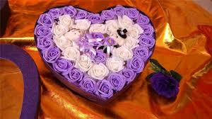 Flowers For Birthday 2017 Creative Diy Rose Chocolate Cartoon Toy Box Birthday Present