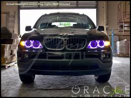 bmw headlights oracle 00 06 bmw x5 plasma halo rings headlights bulbs