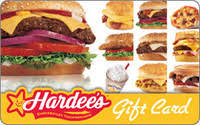 fast food gift cards hardee s gift card at discount 15 cardpool