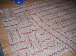Where To Buy Upholstery Webbing Make An Inexpensive Upholstery Webbing Rug Jennifer Rizzo