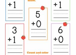 kindergarten addition worksheets u0026 free printables education com