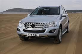 mercedes ml class mercedes ml class w164 2005 car review honest