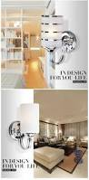 Reading Lamps For Living Room New White Led Wall Lamps Modern 3w Indoor Metal Led Wall Lights