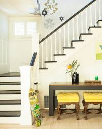 How to Decorate A Staircase PureWow