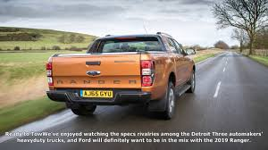 truck ford ranger 2019 ford ranger what to expect from the new small truck by x car