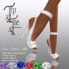 wedding shoes chagne second marketplace promo tiptoe wedding diamond heels
