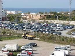 parking nerja today