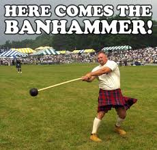 Ban Hammer Meme - what should apple ban next from the app store macgasm