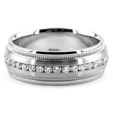 eternity wedding ring 1 carat eternity wedding band s channel ring
