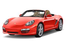 Porsche Boxster Model Car - 2009 porsche boxster reviews and rating motor trend