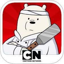 stirfry stunts app we bare bears cartoon network