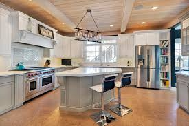 transitional design line kitchens in sea girt nj