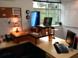 Awesome Office Desk Office Desk Setup Hutae Me
