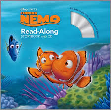 finding nemo storybook cd disney book group