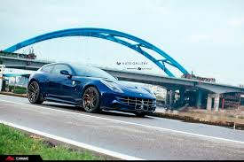 blue ferrari ferrari ff u0026 ferrari 458 italia hd wallpapers