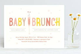 baby brunch invitations baby shower brunch invitations ryanbradley co