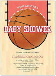 basketball baby shower baby shower sports theme