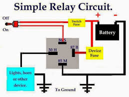 relay wiring diagram bosch wiring diagrams instruction