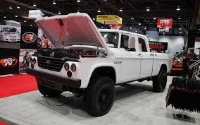 icon bronco icon dodge d200 pickup 2012 sema auto show motor trend