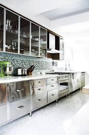 Ikea Kitchen Cabinet Ideas Best 25 Stainless Steel Kitchen Cabinets Ideas On Pinterest I