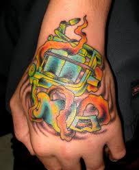 Machine Tattoo Ideas Tattoo Machine Tattoo Picture