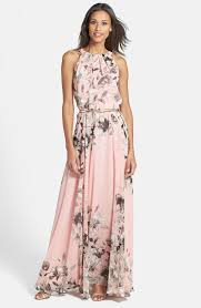 maxi dress eliza j print chiffon maxi dress regular possible