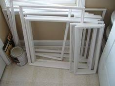 Install Beadboard Wainscoting - install picture frame moulding budget friendly wainscoting