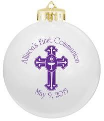 communion christmas ornament communion ornaments