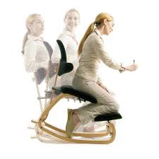 Kneeling Office Chair Design Ideas The Varier Thatsit Is A Versatile Kneeling Chair With Adjustable