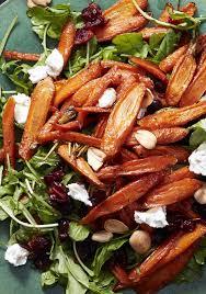 ina garten s maple roasted carrot salad recipe ina garten salad