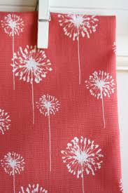 coral home decor weight fabric from premier prints interior