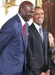 Tuxedo Meme - barack obama says guy from space jam michael jordan is more