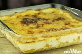 cuisine portugaise recettes recette de bacalhau com natas gratin de morue à la portugaise