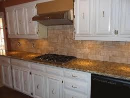 Santa Cecilia Light Granite To Create Glamour And Modern Kitchen - Backsplash for santa cecilia granite