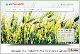 theme wordpress agriculture 5 agriculture wordpress themes 2018 formget