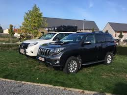 2017 toyota prado model vans pick up 4x4 off road pinterest
