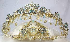 handmade tiaras tiaraonline vintage heirloom handmade tiaras and crowns
