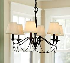 Potterybarn Chandelier Chandelier Shades Ceiling Hanging Lamp Shades Pottery Barn In